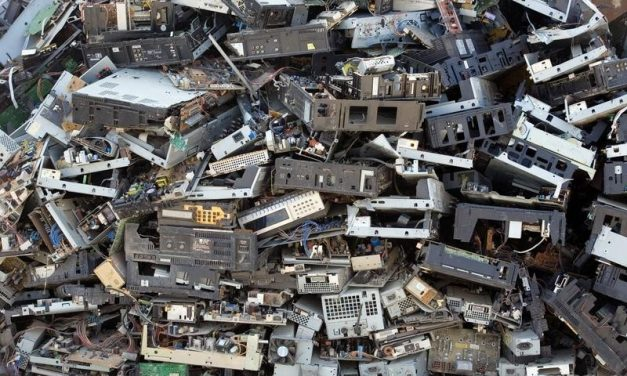 New 'Urban Mining' Tools Map Valuable Resources in EU's e-Waste, Scrap Vehicles, Mining Waste