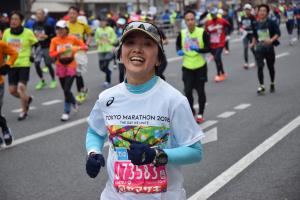 Tokyo Marathon Jodie small