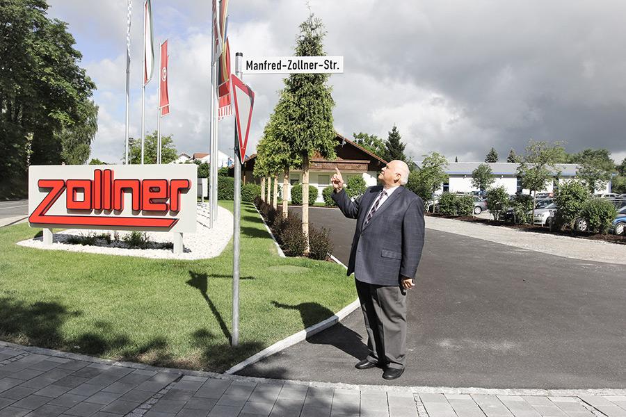EMSNOW Icons of Industry: Manfred Zollner, Zollner Elektronik AG