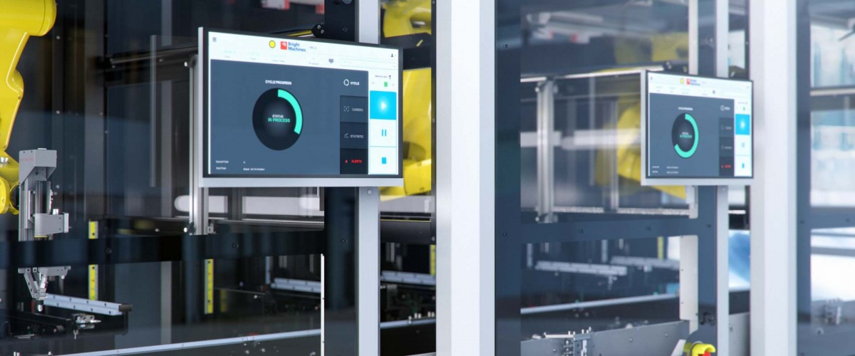 Instant Factories: Bright Machines' Software Defined Manufacturing