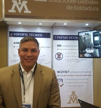 EMSNOW Executive Interview: AIM Solder's Oscar Lopez