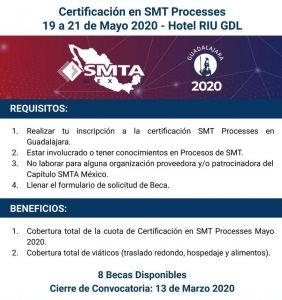 Beca Certificacion SMTA GDL