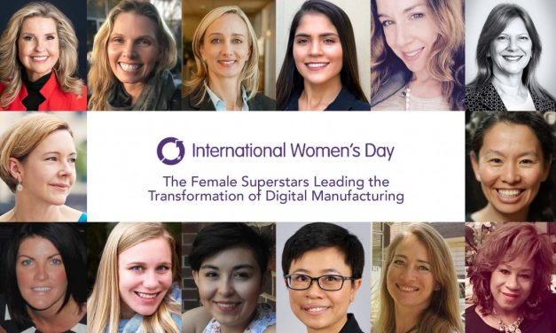 Recognizing the Female Superstars Leading the Transformation of Digital Manufacturing on International Women's Day 2020