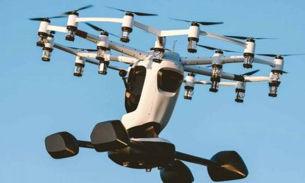 U.S. Air Force Small Business Innovation Research (SBIR) Partnership Develops 'Flying Car'