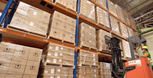 Warehousing Integrated supply chain management