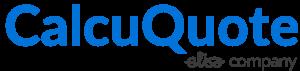 CalcuQuote Logo Blue